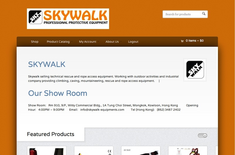 skywalk-equipments.com